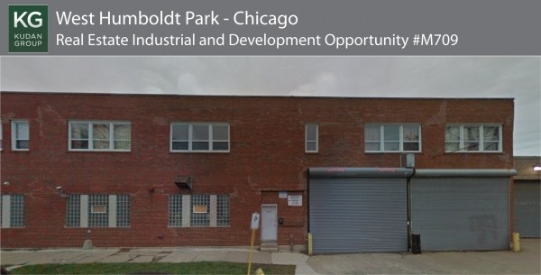 Listing Image #1 - Industrial for sale at 4444 W. Haddon Ave., Chicago IL 60661
