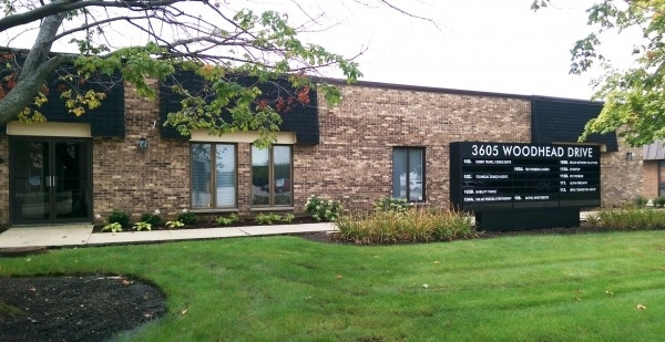 Listing Image #1 - Office for sale at 3605 Woodhead Dr., Northbrook IL 60062