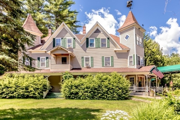 Listing Image #1 - Bed Breakfast for sale at 342 US Route 302 White Mountain Highway, Bartlett NH 03838