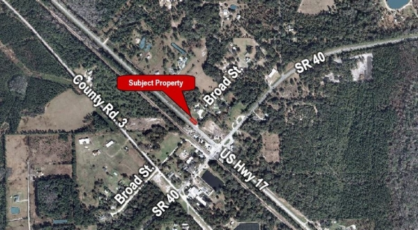 Listing Image #1 - Land for sale at S. US Highway 17, Pierson FL 32180