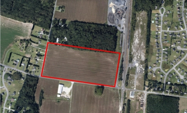 Listing Image #1 - Land for sale at Connelly Mill Road & Foskey Lane, Delmar MD 21875