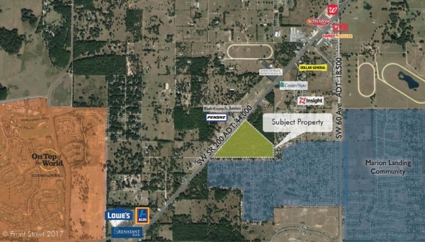 Listing Image #1 - Land for sale at 2756 SW State Rd 200, Ocala FL 34476