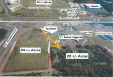 Listing Image #1 - Land for sale at Medical Center Drive, Batesville MS 38606