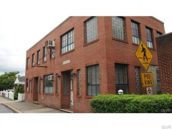 Listing Image #1 - Industrial for sale at 324 Washington St, Walnutport PA 18088