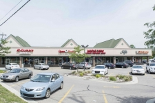 Listing Image #1 - Shopping Center for sale at 6078-6096 W Maple Rd, West Bloomfield MI 48322