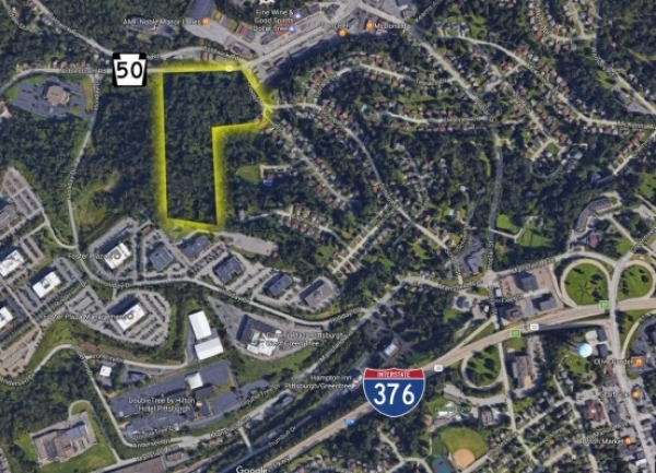 Listing Image #1 - Land for sale at School and Noblestown Road, Pittsburgh PA 15205