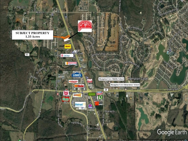Listing Image #1 - Land for sale at Lot 3 Hwy 431 South, Owens Cross Roads AL 35763
