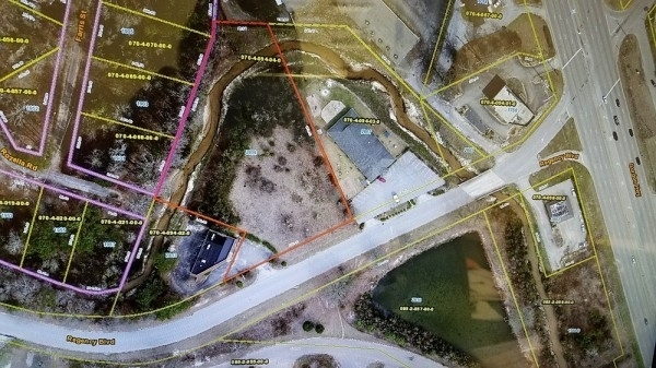 Listing Image #1 - Land for sale at 2809 Regency Blvd, Augusta GA 30904