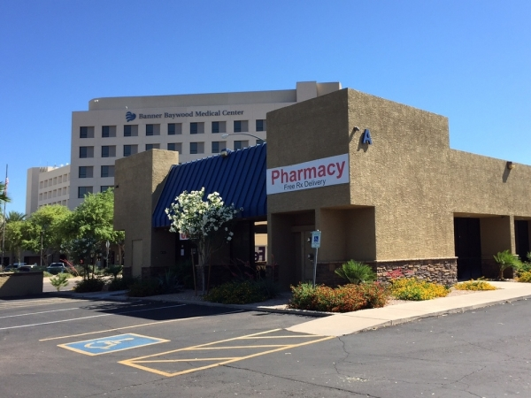 Listing Image #1 - Health Care for sale at 6641 E Baywood Suite A-1, Mesa AZ 85206