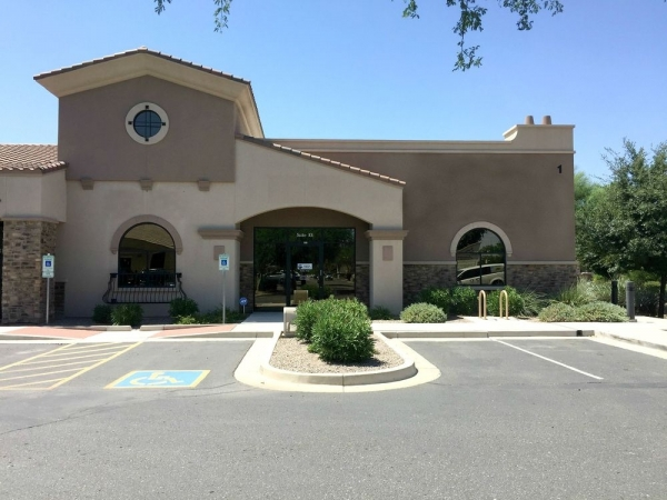 Listing Image #1 - Health Care for sale at 2919 S Ellsworth Rd, Suite 101, Mesa AZ 85212