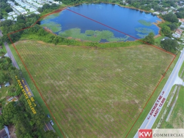 Listing Image #1 - Land for sale at 0 11th St NE, Winter Haven FL 33881