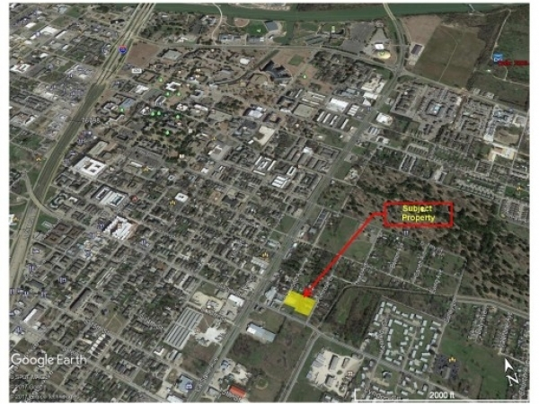 Listing Image #1 - Land for sale at 1115-1117 Primrose Drive, Waco TX 76706