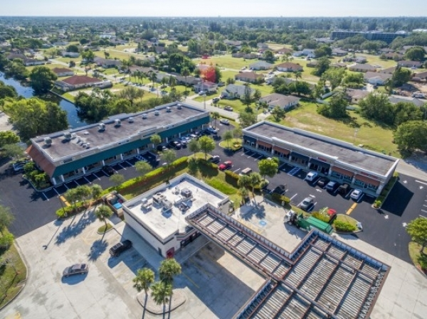 Listing Image #1 - Shopping Center for sale at 1025/1031 Santa Barbara Blvd., Cape Coral FL 33993
