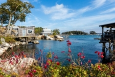 Listing Image #1 - Marina for sale at 11, 13 & 14 Saddlers Cove Lane, Georgetown ME 04548