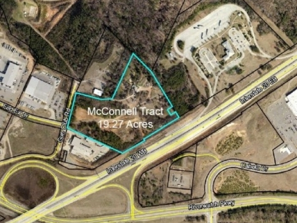 Listing Image #1 - Land for sale at 2913 Gun Club Rd, Augusta GA 30907