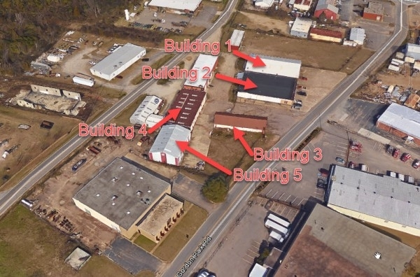 Listing Image #1 - Industrial for sale at 1233 Gordon Park Road, Augusta GA 30901