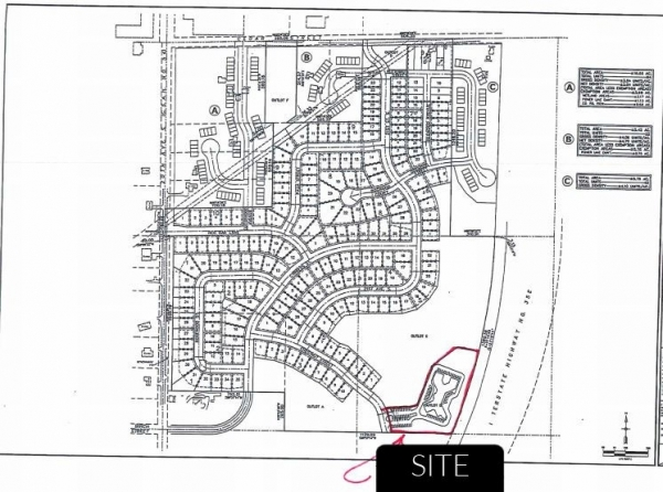 Listing Image #1 - Land for sale at xxx Chestnut St, Lino Lakes MN 55038