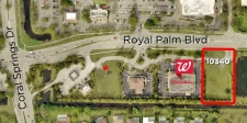 Land for sale in Coral Springs, FL