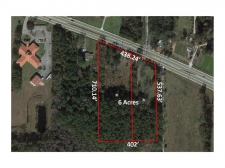 Land for sale in Doctors Inlet, FL