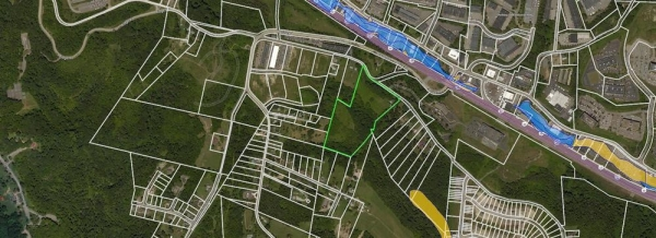 Listing Image #1 - Land for sale at 659 Ridge Road, Pittsburgh PA 15205