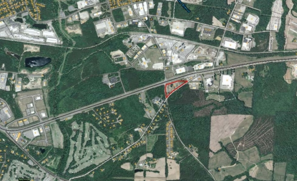 Listing Image #1 - Land for sale at 2008 E. Roosevelt Blvd., Monroe NC 28112