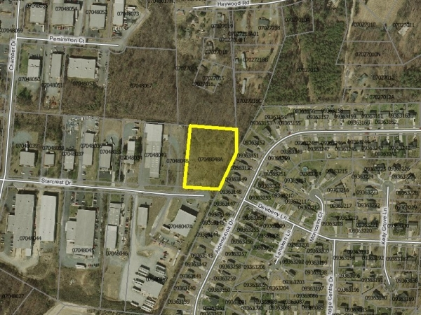 Listing Image #1 - Land for sale at 4800 Starcrest Drive, Monroe NC 28110