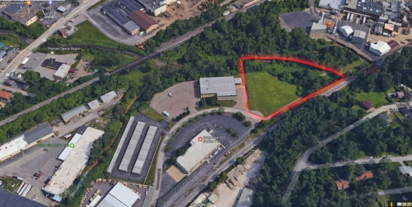 Listing Image #1 - Land for sale at Commercial Street, Bridgeville PA 15017