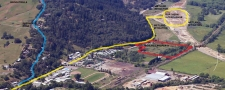 Listing Image #1 - Land for sale at 23947 REDWOOD HIGHWAY, Willits CA 95490