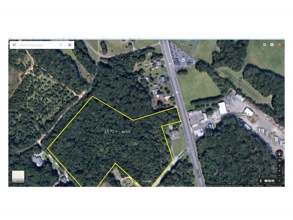 Listing Image #1 - Land for sale at Lot 2.01 Route 73, Winslow Twp NJ 08009