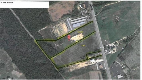 Listing Image #1 - Land for sale at 49-53 N. Route 73, Winslow Twp NJ 08009