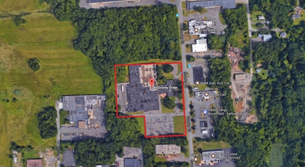 Listing Image #2 - Retail for sale at 85 Granby Street, Bloomfield CT 06002