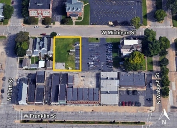 Listing Image #1 - Land for sale at 2008 W. Michigan St., Evansville IN 47712