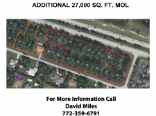 Land for sale in Port St. Lucie, FL