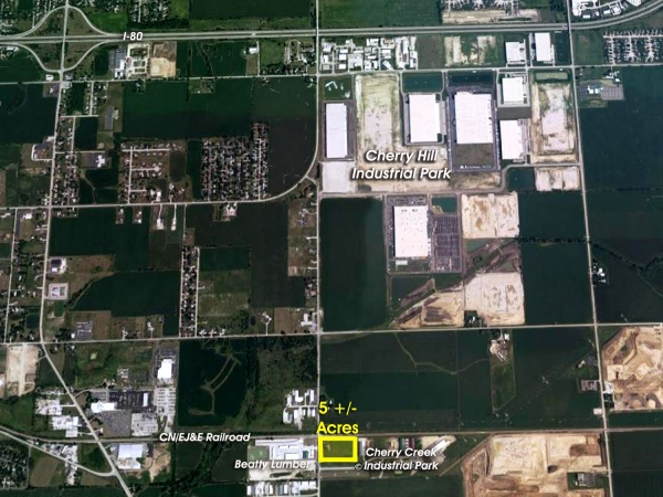 Listing Image #2 - Land for sale at 21825 Cherry Hill Road, New Lenox IL 60451