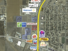 Listing Image #1 - Land for sale at 1001 N Interstate 27, Plainview TX 79072