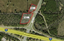 Listing Image #1 - Land for sale at Hwy 19 and -10 interchange 6.36 acres, Monticello FL 32344