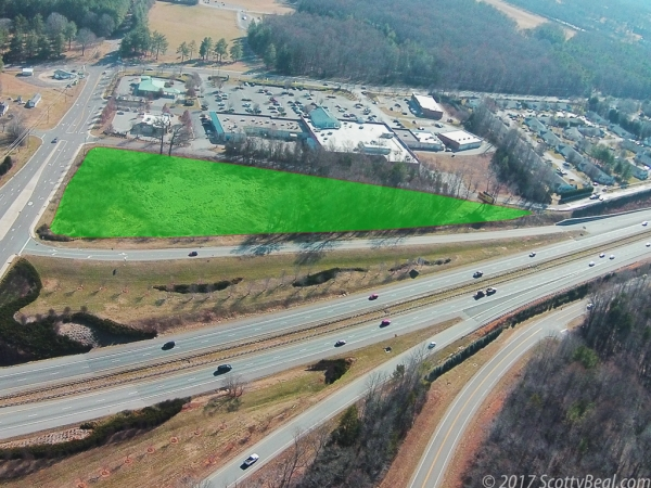 Listing Image #1 - Land for sale at 00 Harper Road, Clemmons NC 27012