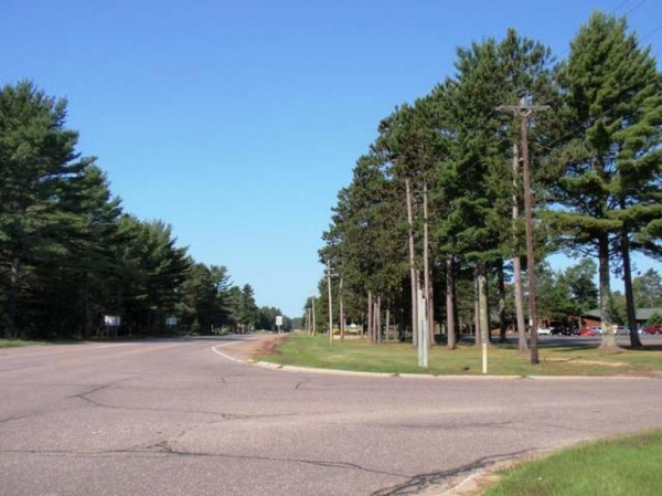 Listing Image #2 - Industrial for sale at ON HWY 70 Corner Lot, St. Germain WI 54558