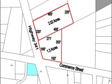 Listing Image #1 - Land for sale at 000 Commerce St -, Hawkinsville GA 31036