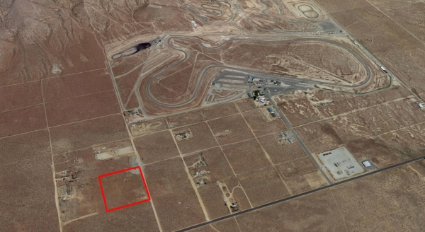 Listing Image #2 - Land for sale at 80th Street West, Rosamond CA 93560