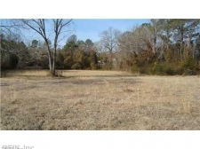 Land for sale in Southampton County, VA