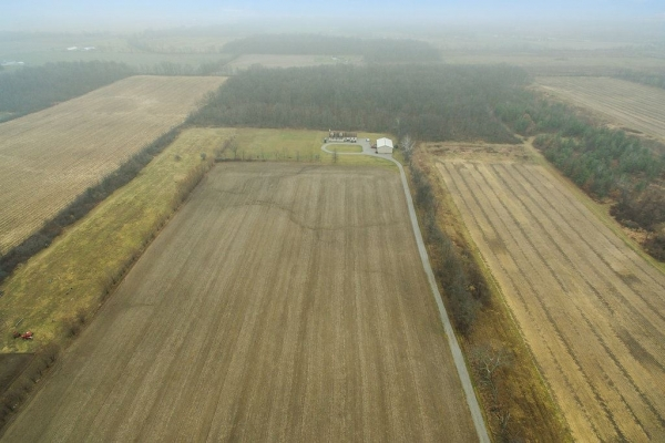 Listing Image #2 - Land for sale at 7402 County Road 68, SPENCERVILLE IN 46788