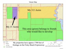 Land for sale in Orange Beach, AL