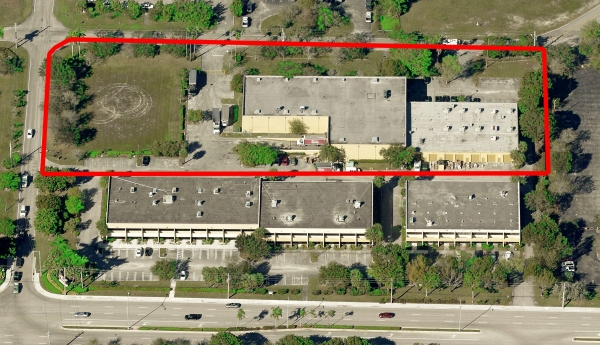 Listing Image #1 - Industrial for sale at 11917 - 11929 W Sample Rd., Coral Springs FL 33065