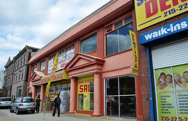 Listing Image #1 - Retail for sale at 3015-23 N Broad St, Philadelphia PA 19122