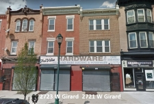 Listing Image #1 - Multi-Use for sale at 2721 and/or 2723 W Girard Ave, Philadelphia PA 19130