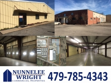 Industrial property for sale in Muldrow, OK