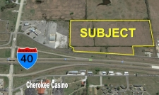 Land property for sale in Sallisaw, OK