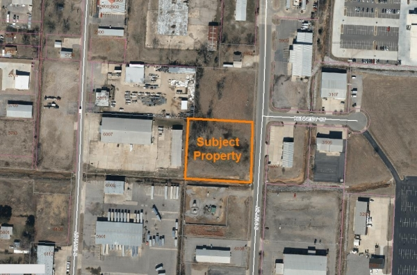 Listing Image #1 - Land for sale at 5994 S 31st St, Fort Smith AR 72903