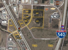 Listing Image #1 - Land for sale at Autopark Drive, Fort Smith AR 72903